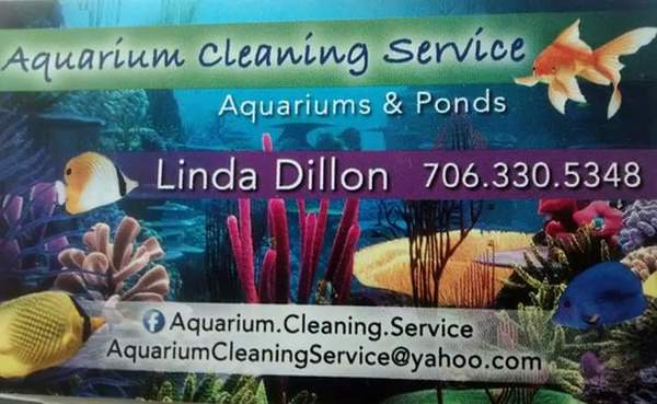Aquarium Cleaning Service - Cusseta, GA