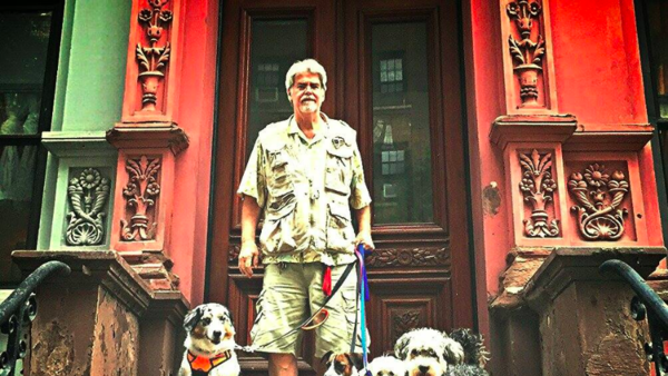 Lee Charles Kelley, Dog Trainer - New York, NY