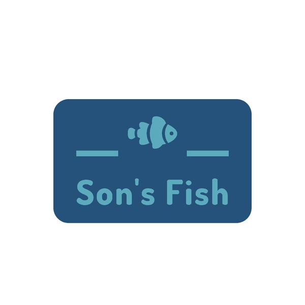 Son's fish