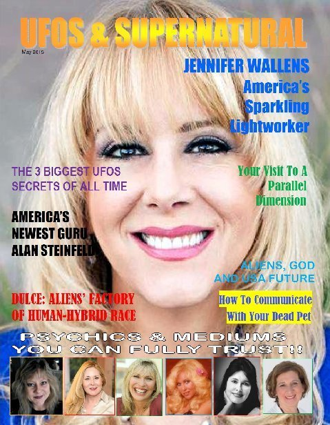 Psychic Medium & Animal Communicator Jennifer - Stephens, GA