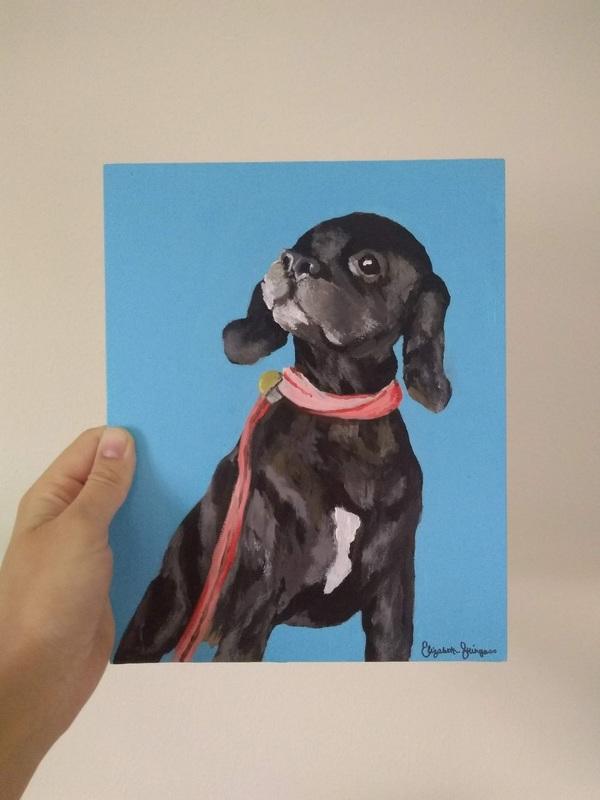 Pet Portraits by Elizabeth Steingass Art - Toledo, OH
