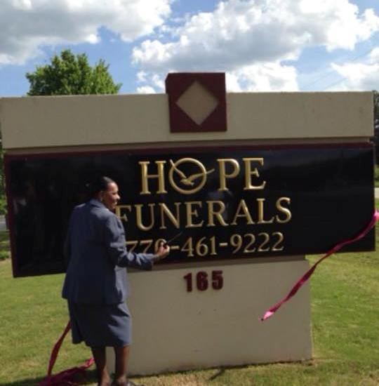 HOPE Funeral Home - Fayetteville, GA