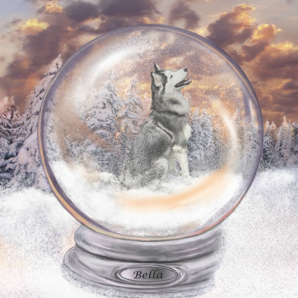 Pet Portrait Art - Mary Jill Lemieur Designs - Petoskey, MI