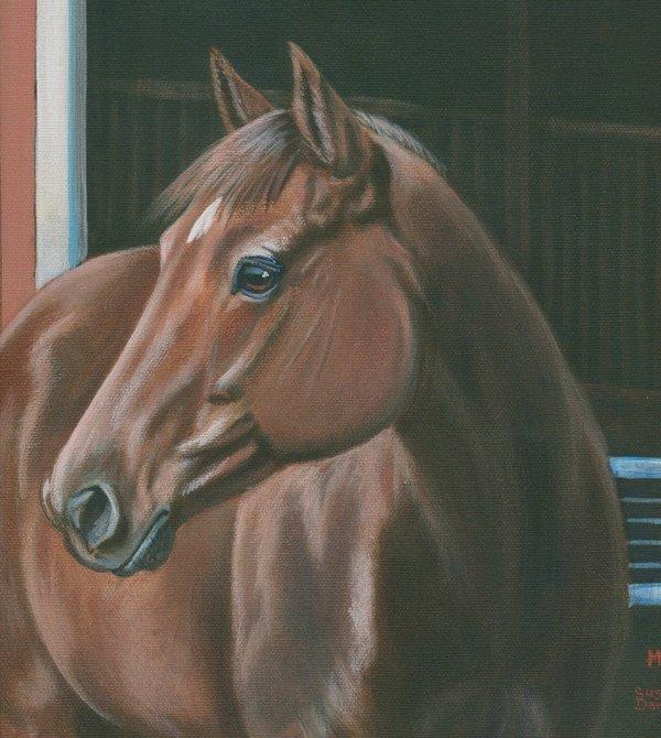 Custom Saddle Stands & Pet Portrait Paintings &Drawings   - Paris, TX