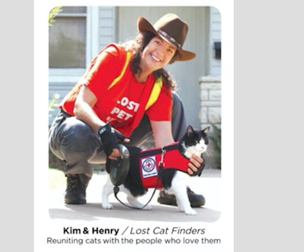Kim Freeman, The Lost Cat Finder - Atlanta, GA