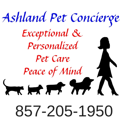Square logo ashland pet concierge