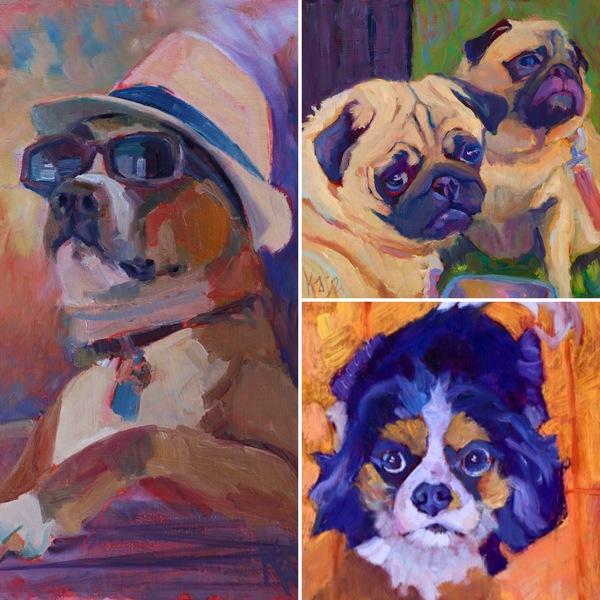 Pet Portraits by Darlene Katz - Carlsbad, CA