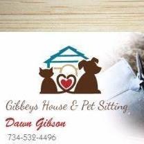Gibbeys House And Pet Sitting