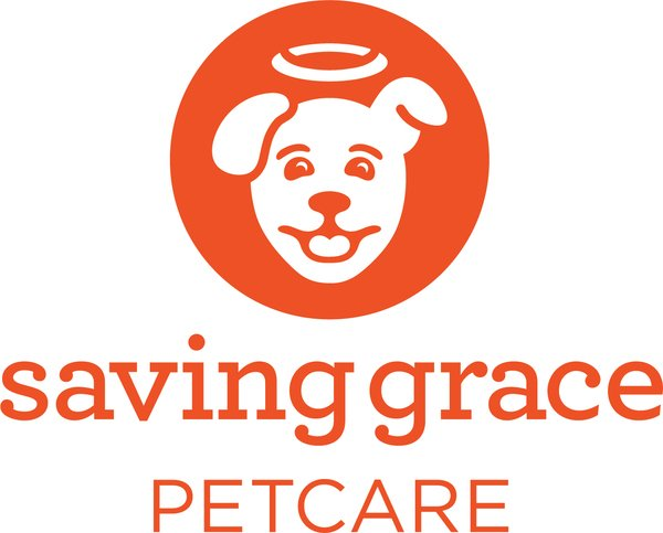 Grace logo stacked orange