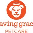 Grace logo stacked orange