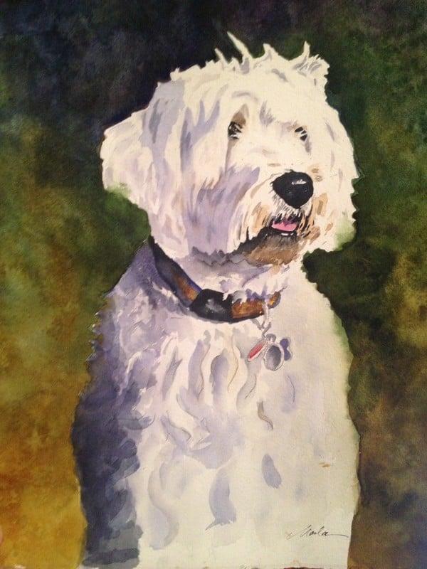 Watercolors by Marla - Greenville, SC