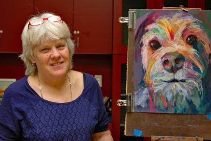 Lindblad Studios Pet Portrait Commissions - Auburn, CA