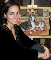Kayle Lamar, Custom Pet Portraits - Denver, CO