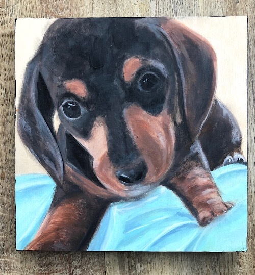 Mini Fine Art Pet Portraits