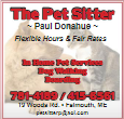 The Pet Sitter - Falmouth, ME